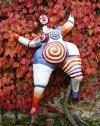 hommage à Niki de Saint Phalle
